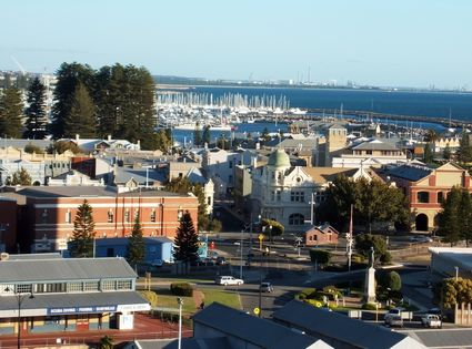 Photo Cityscape in Fremantle - Pictures and Images of Fremantle