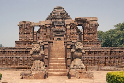 Photo Ancient Hindu Temple In Konark Pictures And Images Of Konark 425x28