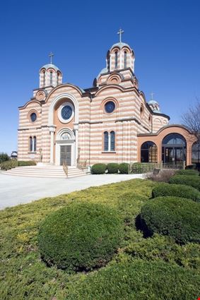 St. Elijiah Serbian Orthodox Cathedral