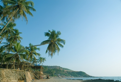 Photo Indian Beach in Anjuna - Pictures and Images of Anjuna