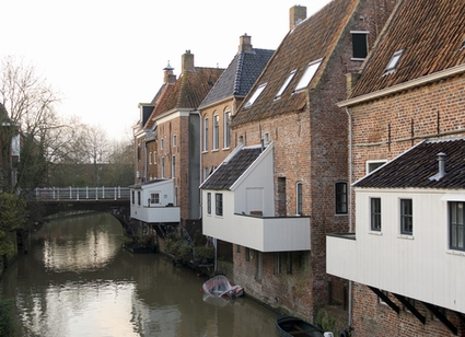 Photo Medieval Warehouses in Groningen - Pictures and Images of Groningen - 425x308  - Author: Editorial Staff, photo 3 of 10