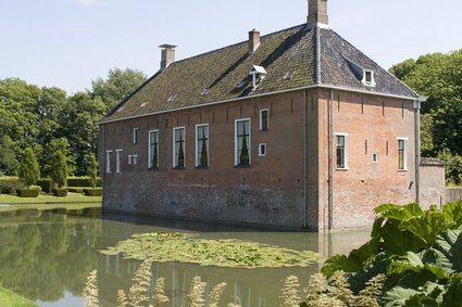 Photo groningen old mansion from 14th century in Groningen - Pictures and Images of Groningen