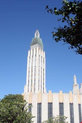 Methodist Church in Art Deco