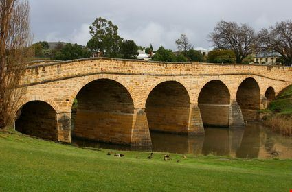 The oldest bridge in Australia
