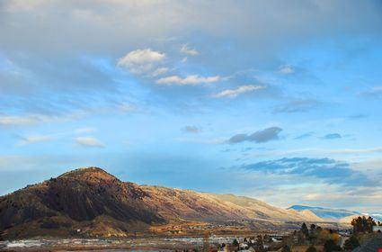 Vibrant Hill