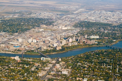Birds  View on Photo Bird S Eye View In Saskatoon   Pictures And Images Of Saskatoon
