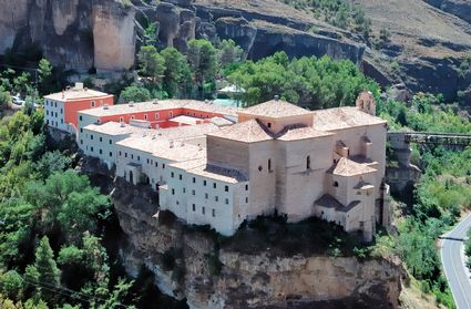 Photo Convent of San Pablo in Cuenca - Pictures and Images of Cuenca - 425x279  - Author: Editorial Staff, photo 2 of 2