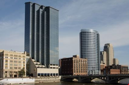 View of downtown Grand Rapids