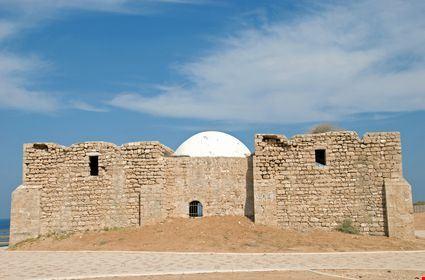 Ancient arabian tomb