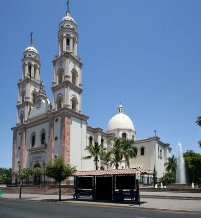 Cathedral in Culiacan