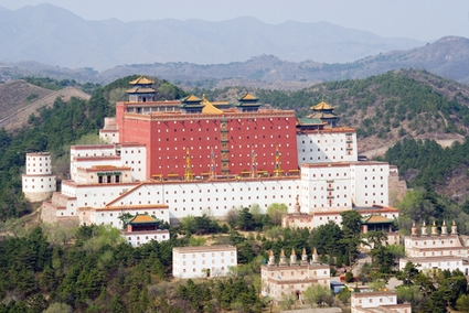 Photo chengde putuo zongcheng temple in Chengde - Pictures and Images of Chengde