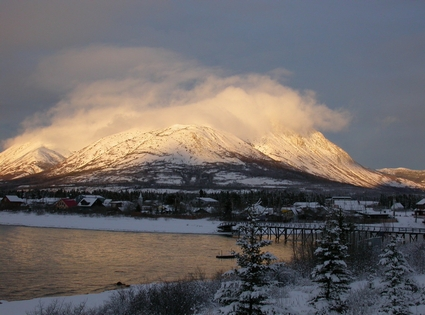 Photo Caribou Mountain in Carcross - Pictures and Images of Carcross 