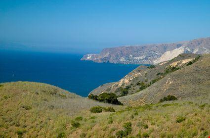Santa Cruz Island Channel Islands