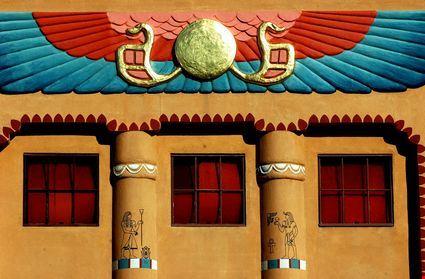 Egyptian Theater Delta