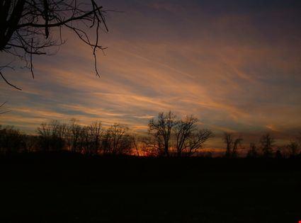Sunset in Berea