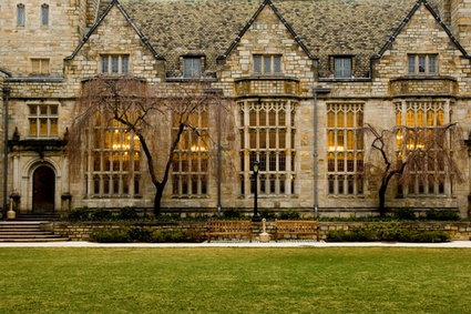 Photo Yale University Campus in New Haven - Pictures and Images of New Haven 