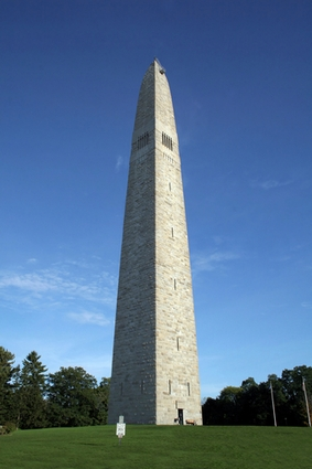 Photo Bennington Battle Monument in Bennington - Pictures and Images of Bennington - 283x425  - Author: Editorial Staff, photo 2 of 2