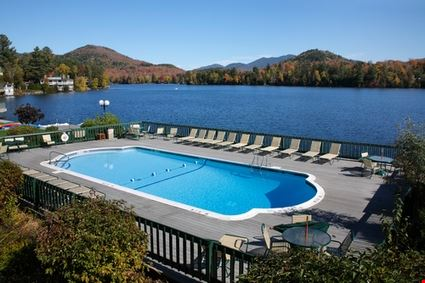 Lake Placid and Adirondack Mountains