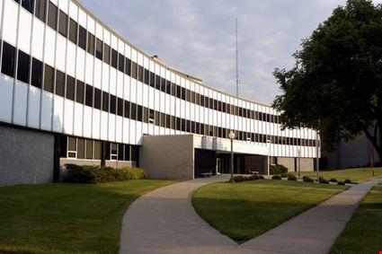 Minnehaha County Administration Building