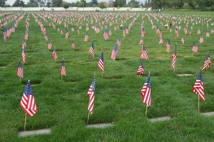 Photo Riverside National Cemetery in Riverside - Pictures and Images of Riverside - 425x283  - Author: Editorial Staff, photo 1 of 1