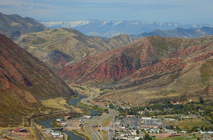 Photo Glenwood Springs in Greenwood - Pictures and Images of Greenwood - 425x280  - Author: Editorial Staff, photo 1 of 2