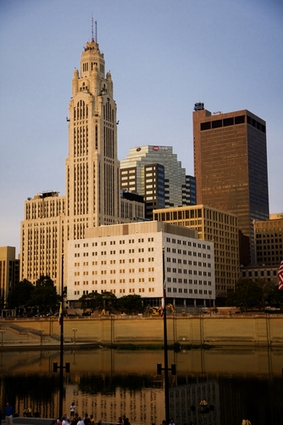 Photo columbus skyline in Columbus - Pictures and Images of Columbus