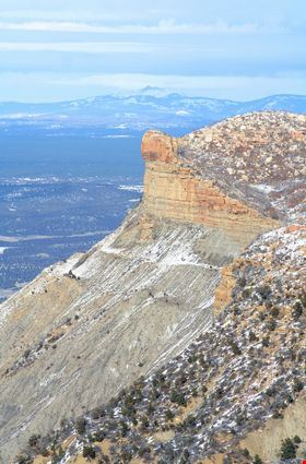 Spectacular view of Cortez