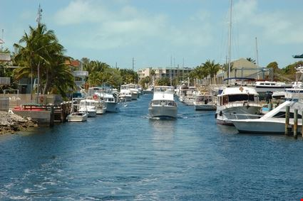 Key Largo Canals