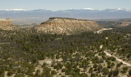 Rock Structure New Mexico
