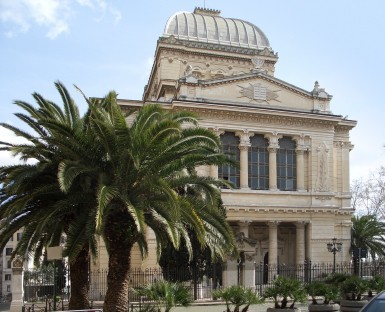 Foto La Sinagoga di Roma a Roma - 385x312  - Autore: Redazione, foto 2 di 1207