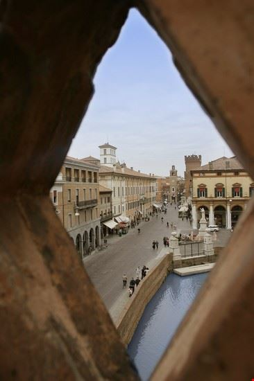 15153 ferrara centro storico