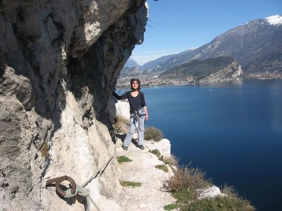 Foto Sentiero dei Contrabbandieri a Riva del Garda - 550x412  - Autore: stefano michelazzi, foto 1 di 61