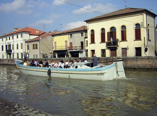 Foto Gite turistiche in barca a Battaglia Terme - 550x408  - Autore: Giorgio, foto 9 di 35