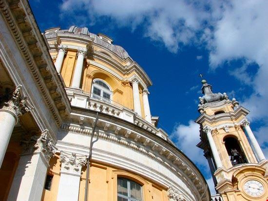 15582 torino particolare della basilica di superga