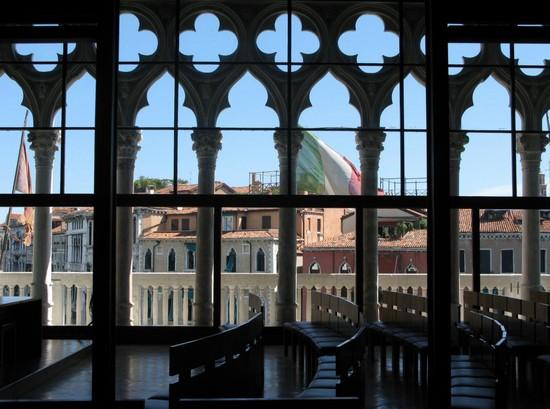 Foto Ex Aula Magna Carlo Scarpa a Venezia - 550x409  - Autore: Gloria, foto 2 di 778