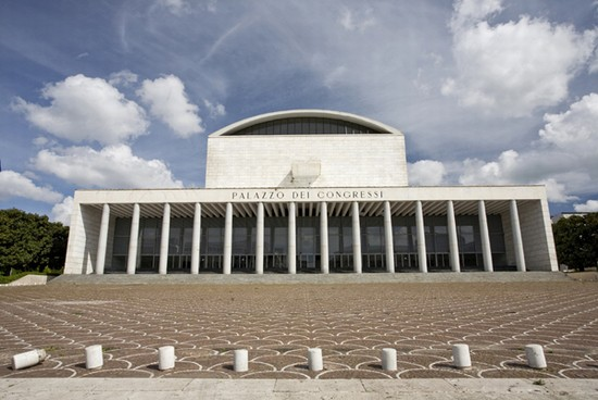 Photo Palazzo dei Congressi (©Imagestalk) in Rome - Pictures and Images of Rome