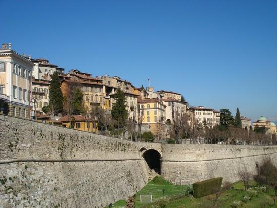 Foto Le mura venete a Bergamo - 550x412  - Autore: Redazione, foto 1 di 99