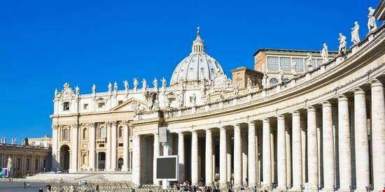 16011 roma la basilica di san pietro