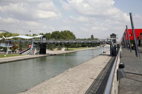 PARC VILLETTE a PARIS
