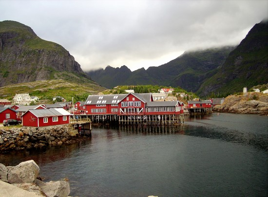 Photo Lofoten in Bergen - Pictures and Images of Bergen
