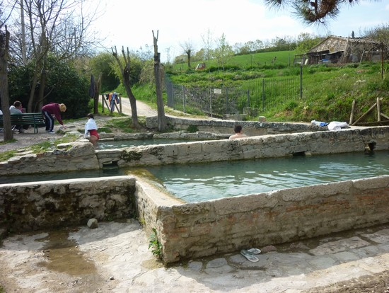 san casciano dei bagni guida turistica