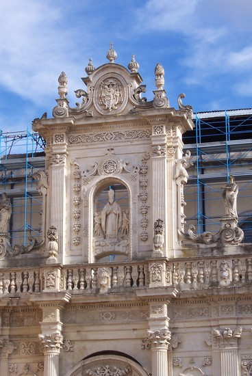 Photo il barocco in Lecce - Pictures and Images of Lecce