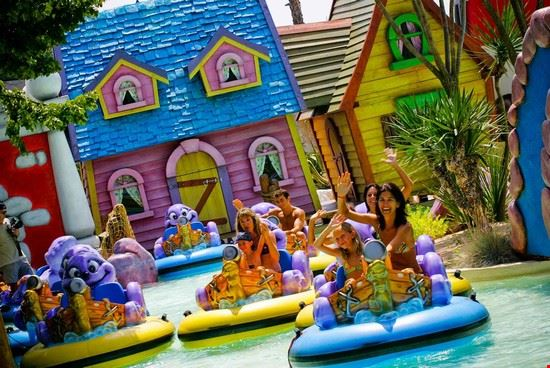 Funnyland, la zona dedicata ai bambini