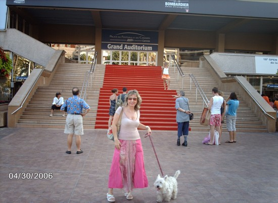 Photo cannes davanti al palais du cinema in Cannes - Pictures and Images of Cannes