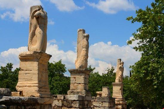 Rovine dell'Odeon di Agrippa