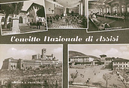 Photo assisi convitto nazionale in Assisi - Pictures and Images of Assisi - 425x290  - Author: Editorial Staff, photo 66 of 191
