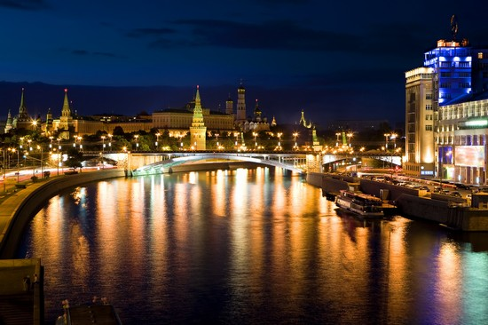 MOSCOW KREMLIN a MOSCOW