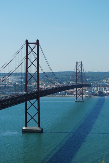 Photo Ponte 25 de Abril in Lisbon - Pictures and Images of Lisbon