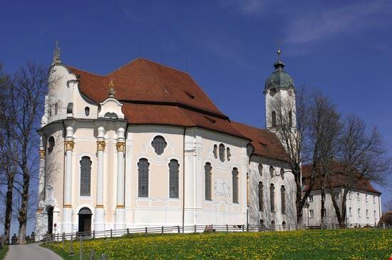 17496 monaco chiesa del monastero di andechs