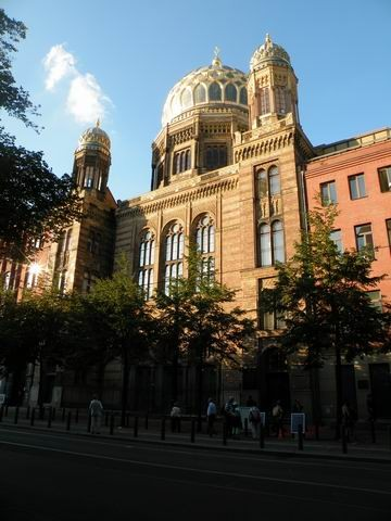 Photo Sinagoga in Berlin - Pictures and Images of Berlin
